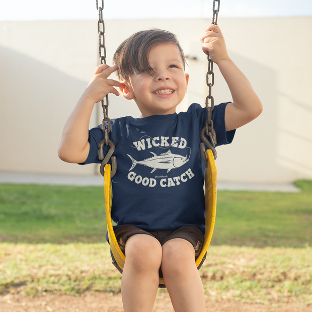 Wicked Good Catch Toddler T-Shirt
