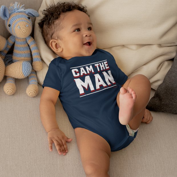 Cam the Man Infant One Piece