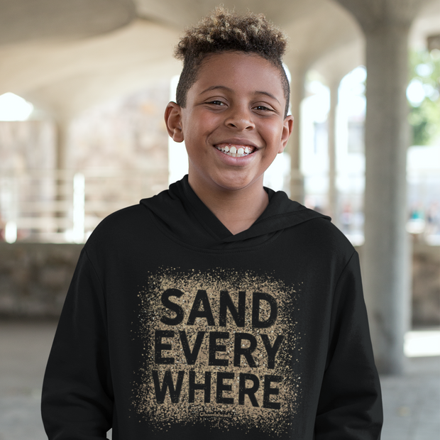 Sand Everywhere Youth Sweatshirt