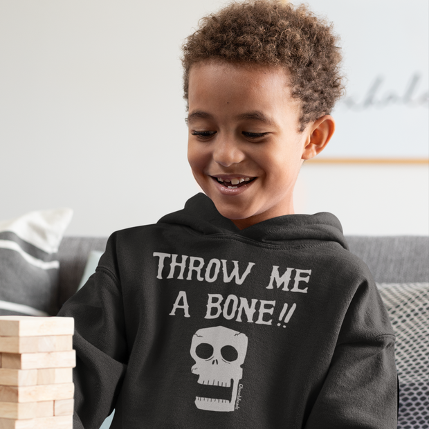 Throw Me A Bone Youth Sweatshirt
