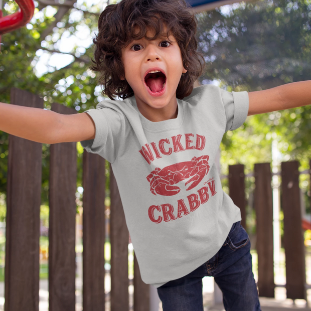 Wicked Crabby Youth T-Shirt