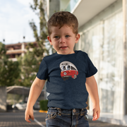 Red Line Toddler T-Shirt