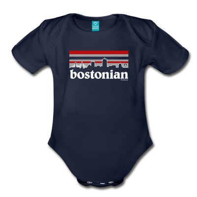 Bostonian Infant One Piece - dark navy