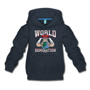 World Domination Youth Sweatshirt - navy