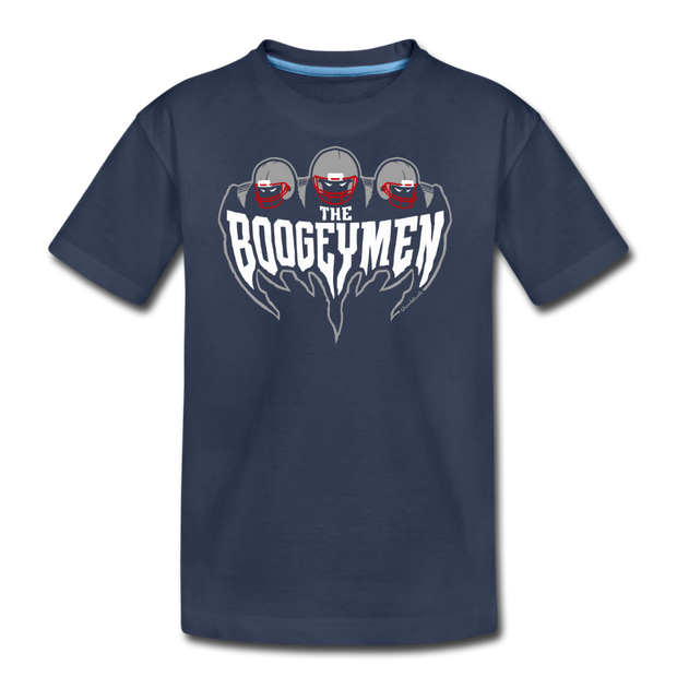 Boogeymen Youth T-Shirt - navy