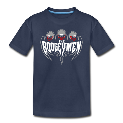 Boogeymen Toddler T-Shirt - navy