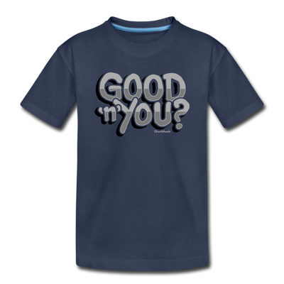 Good N You Toddler T-Shirt - navy