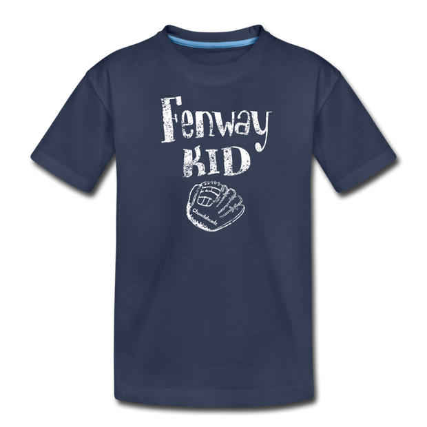 Fenway Kid - Kids' Premium T-Shirt - navy