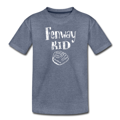 Fenway Kid - Kids' Premium T-Shirt - heather blue