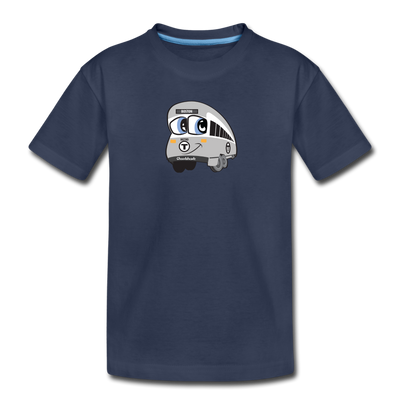 Silver Line Toddler T-Shirt - navy