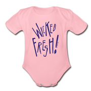 Wicked Fresh Infant One Piece - light pink