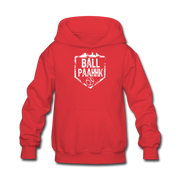 Ball Paahhk Youth Sweatshirt - red
