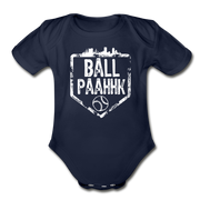 Ball Paahhk Infant One Piece - dark navy