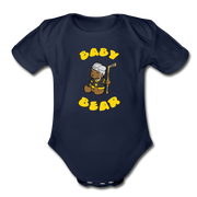 Baby Bear Infant One Pieces - dark navy