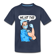 We Got This Youth T-Shirt - navy