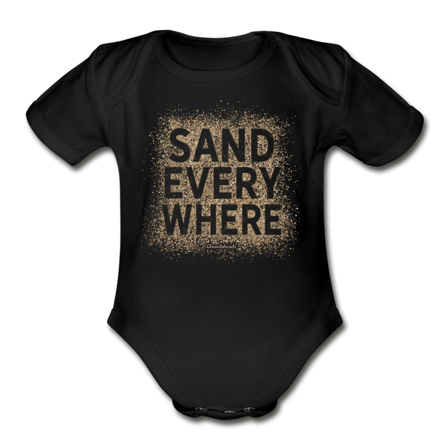 Sand Every Where Sand Every Where - black