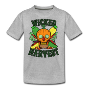 Wicked Harvest Youth T-Shirt - heather gray