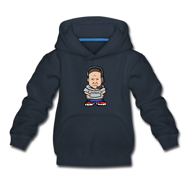 Little B Youth Sweatshirt - navy