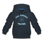 Oh What Fun It Is To Ride Youth Sweatshirt - navy