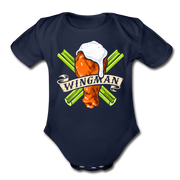 Wingman Infant One Piece - dark navy