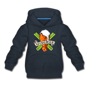 Wingman Youth Sweatshirt - navy