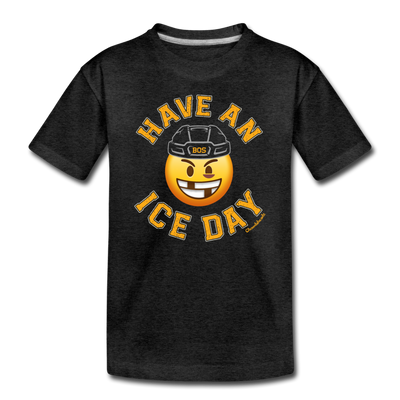 Have an Ice Day Toddler T-Shirt - charcoal gray