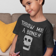 Throw Me A Bone Youth T-shirt