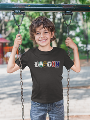 Boston Townie Pride Youth T-Shirt