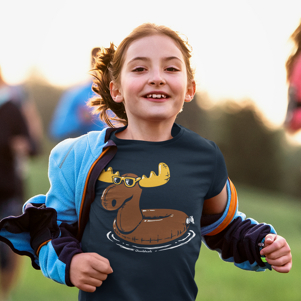 Moose Float Youth T-Shirt