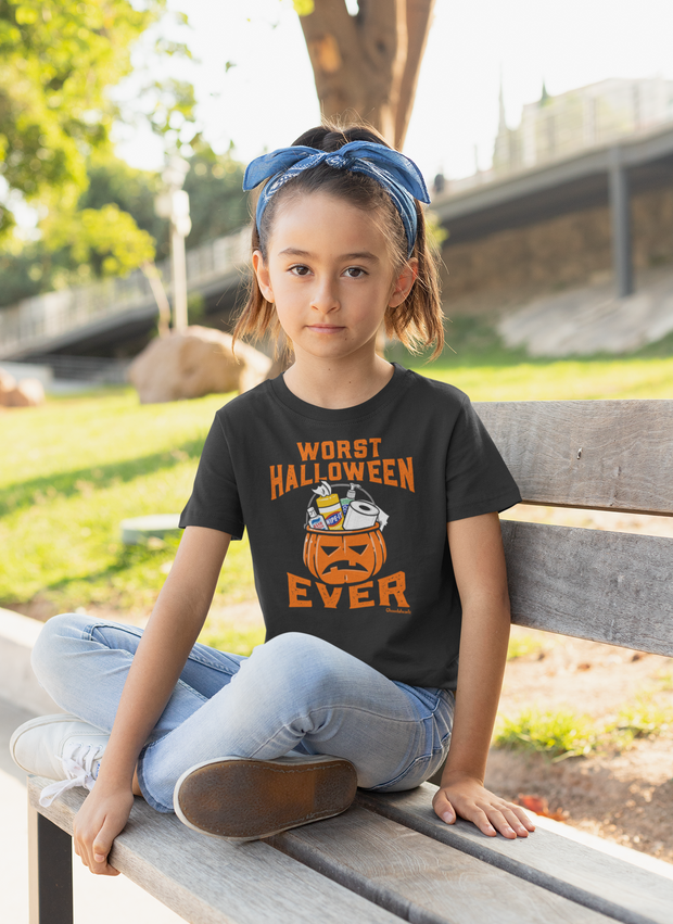 Worst Halloween Ever Youth T-Shirt
