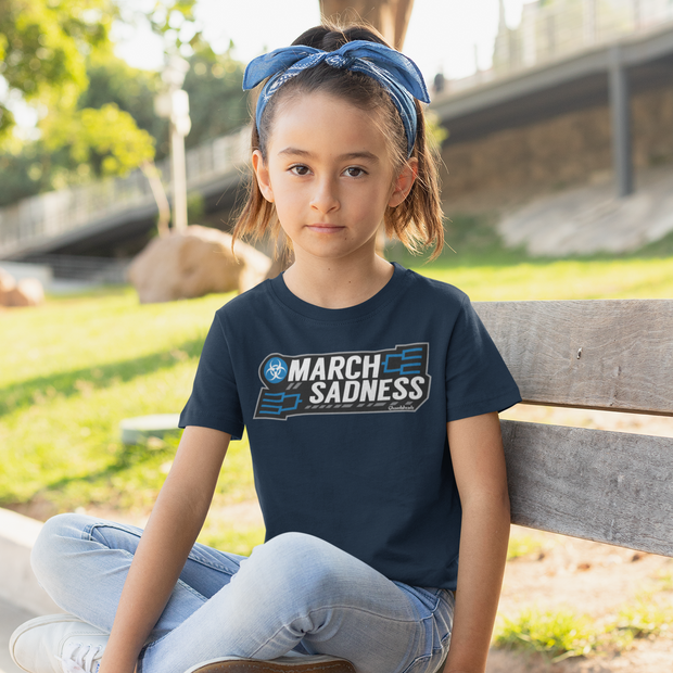 March Sadness Youth T-Shirt
