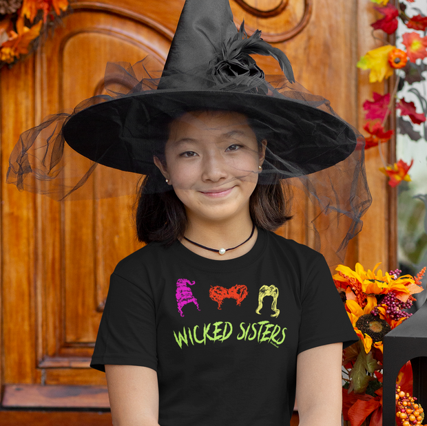 Wicked Sisters Youth T-Shirt