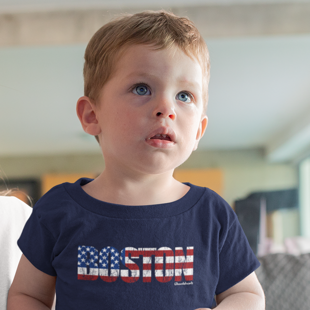 Boston USA Toddler T-Shirt