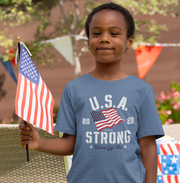 USA Strong Youth T-Shirt