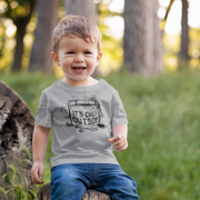 It's Chili Outside Toddler T-Shirt