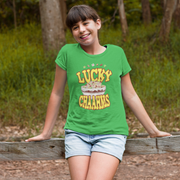Lucky Chaahms Youth T-shirt
