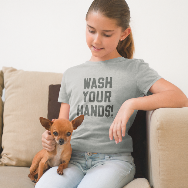Wash Your Hands! Youth T-Shirt