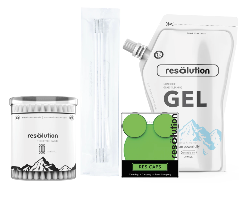 Resolution Cleaning Kit