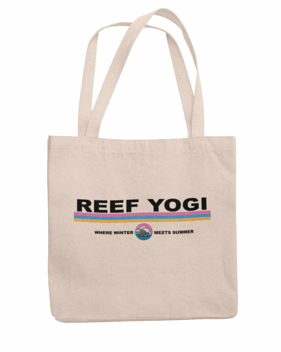 Tote Bags Totes - Reef Yogi Beach Clothing