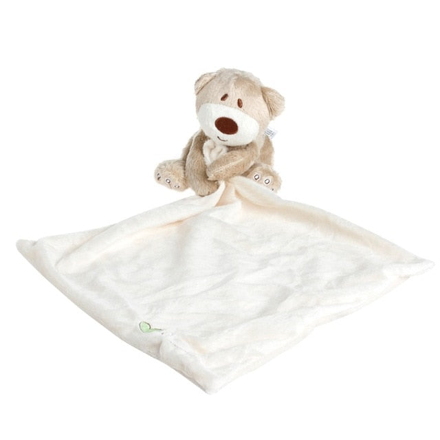 Baby Kids Comforter Washable Blanket Teddy Bear Soft Smooth Toy