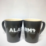 ALARM coffee mugs; support African reconciliation ministries