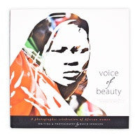 Voice of Beauty Book in support of African Reconciliation Ministries