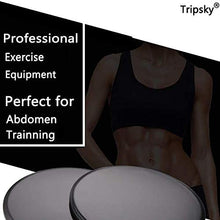 Load image into Gallery viewer, (B874) Tripsky Exercise Core Sliders, 2 Pack Sport Dual Sided Gliding Discs Use on All Surfaces