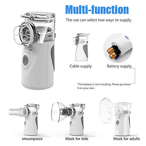 (R475)Handheld Mini Sprayer for Adults Kids at Home and Office Travel Daily Use