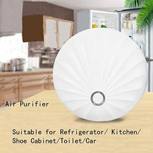 Load image into Gallery viewer, (V404)Air Purifier for Home, Portable Mini Air Purifier Ozone Generator Produce Negative Ion to Keep Air Fresh Eliminate the Odor