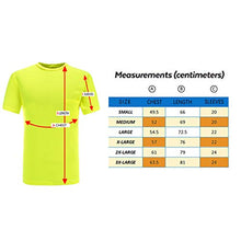 Load image into Gallery viewer, (Y646)A-SAFETY High Reflective Perfect Athletic Tee
