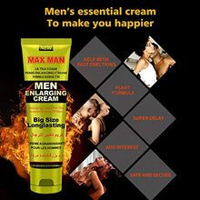 Load image into Gallery viewer, (X722) Men's Energy Massage Cream,Penis Becomes Longer and Thicker Penis, Enhancement Men Energy Massage Oils