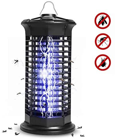 (C745) HOPWIND Bug Zapper Electric Mosquito Killer and Fly Pests Insect Attractant Trap for Indoor Use