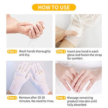 Load image into Gallery viewer, (Q477) Moisturizing Hand Mask Gloves for Dry Hands, Treatment Gloves Moisturizing