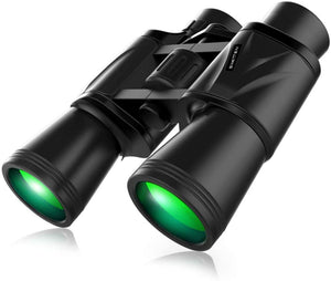 (K723)20X50 Binoculars Large 18mm Eyepiece,Clearly Vision with Smart Phone,Photogragh Holder,BAK4 Prism FMC Lens Durable
